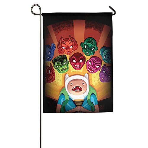 Adventure Time Halloween Gift Decorative Garden Flags (Marceline Adventure Time Costume)
