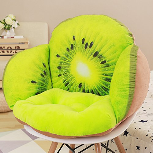 Cheap  YU&AN Plush Dining Chair Cushion,Thick Chair pad Student seat Cushion Dining seat..