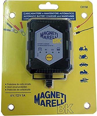 MAGNETI MARELLI - MOCH1M/395 : Cargador de bateria AGM SLA VRLA y tradicionales MO1210