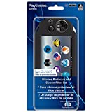 HORI Silicone Protector and Screen Filter Set for PlayStation Vita 2000