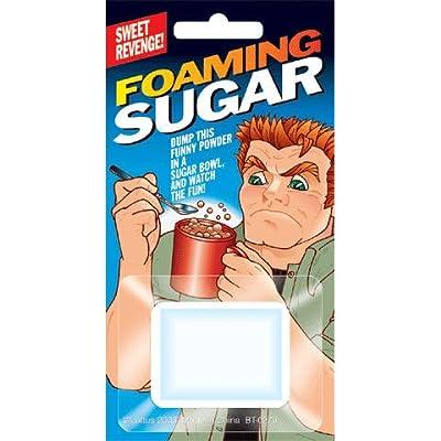 Le sucre moussant