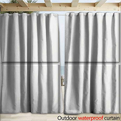 aterproof Curtain Ceramic Tiles Outdoor Curtain W120 x L84 ()