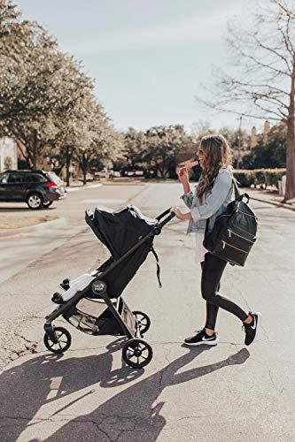 51Ks4mK1f2L - Baby Jogger City Mini GT2 Travel System, Slate