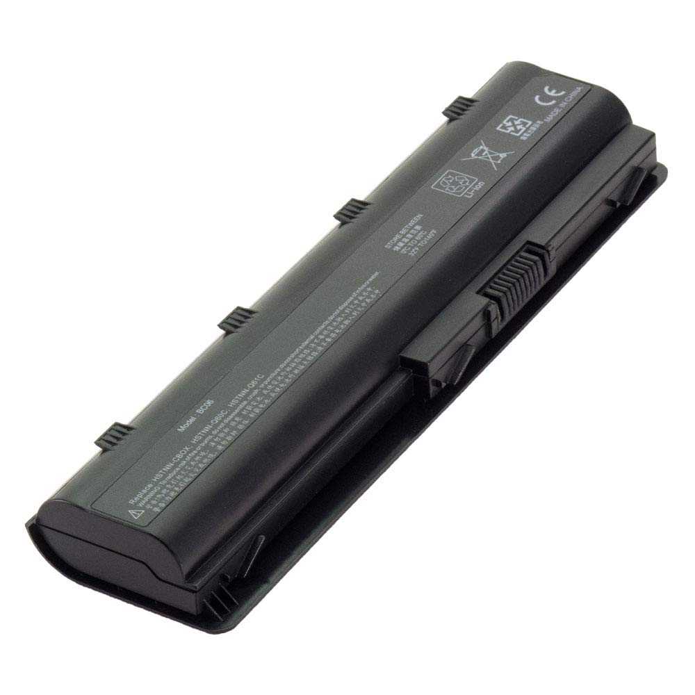 CDM product Dr. Battery - Canadian Brand Replacement Battery for HP Spare 593553-001, HP Compaq Presario CQ32 CQ42 CQ43, HP Pavilion dm4 g4 g6 g7 DV3-4000 DV5-2000 DV6-3000 DV7-6000, COMPAQ 435 436, fits HP MU06 (5200mAh / 56Wh) big image