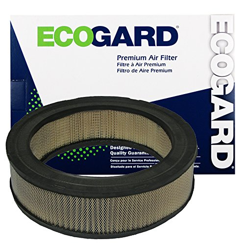 ECOGARD XA4 Premium Engine Air Filter Fits Dodge Dakota, D150, Ram 1500 Van, B2500, B250, Ram 3500 Van, B3500, W150, B350, Ram 2500 Van, B1500, Ramcharger, W250 / Jeep Grand Wagoneer, CJ5