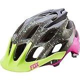 Fox Head Flux Flight Helmet, Black/Pink, Large/X-Large