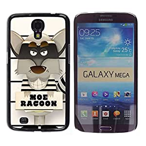 - Freaky Funny Pattern kidding - - Fashion Dream Catcher Design Hard Plastic Protective Case Cover FOR Samsung Galaxy Mega 6.3 Retro Candy