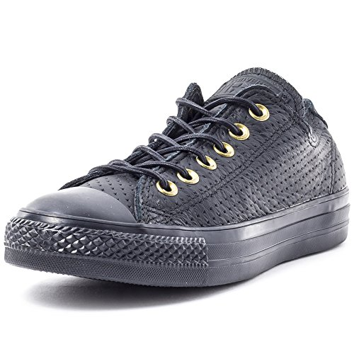 Chuck Black Converse Unisex Ox Star Taylor Adulto Zapatillas All drHR8wqH