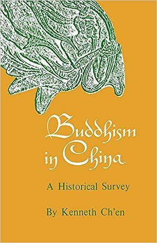 Chen China Survey cover art