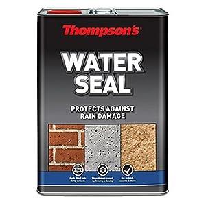 ronseal 36286 thompsons water seal 5 litre twseal5l. Black Bedroom Furniture Sets. Home Design Ideas
