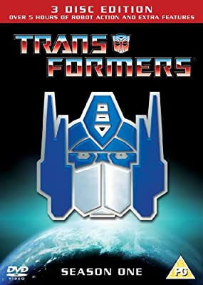 NEW Transformers Season 1 (DVD)