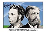 Wright Brothers trading card 2009 Tri Star Obak #94 Baseball George and Harry