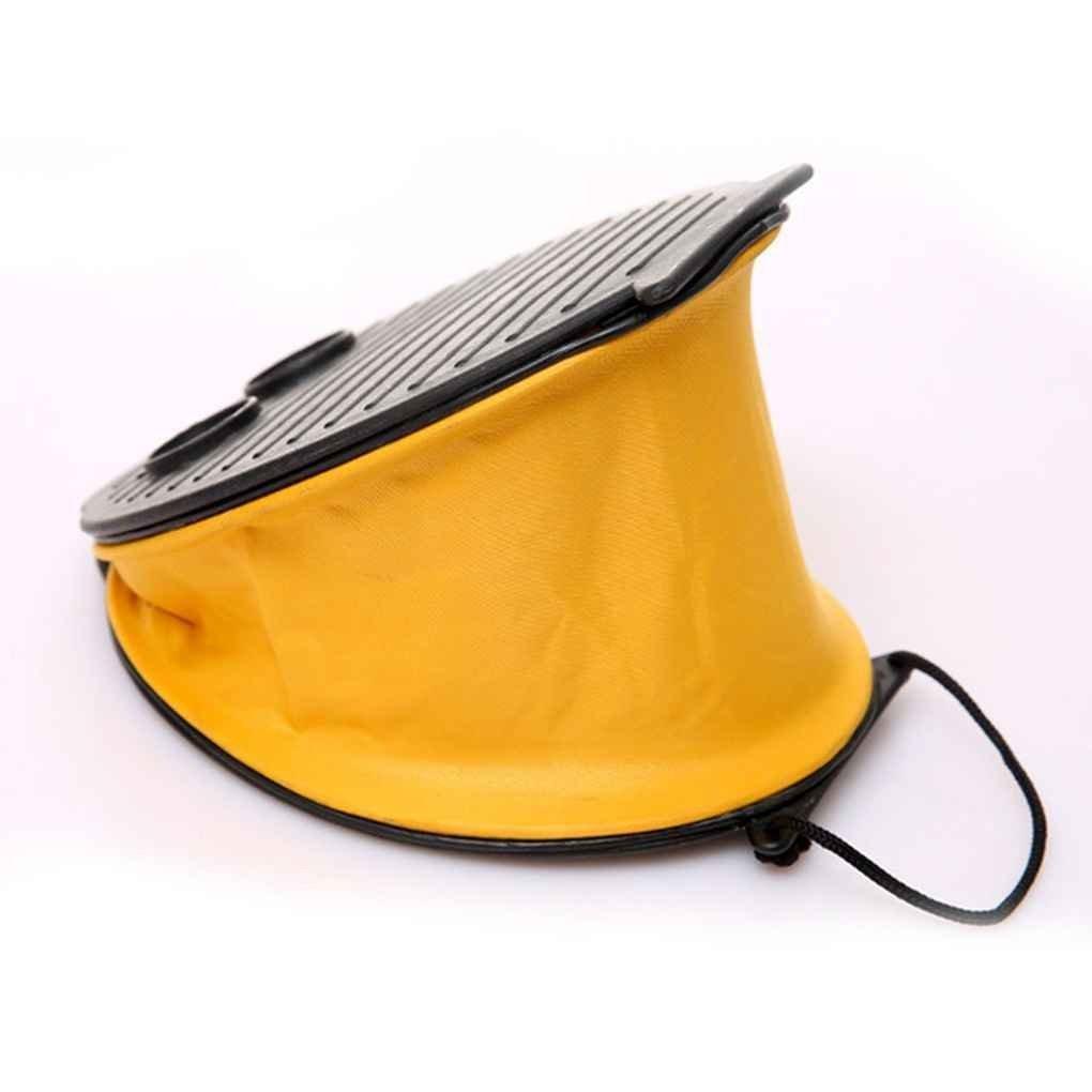 FuXing Luftpumpe Tragbar Inflator zum Schwimmring Schwimmen Boot oder Ballon Fu/ß Luftmatratzen Schwimmring
