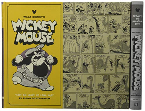 Walt Disney's Mickey Mouse Vols 5 & 6 Gift Box Set (Vol. 5&6)  (Walt Disney's Mickey Mouse) ()