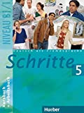 img - for Schritte: Kurs- Und Arbeitsbuch 5 (German Edition) book / textbook / text book