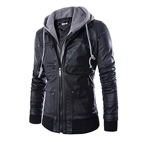 Mens Leather Motorcycle Jackets Sale - 9