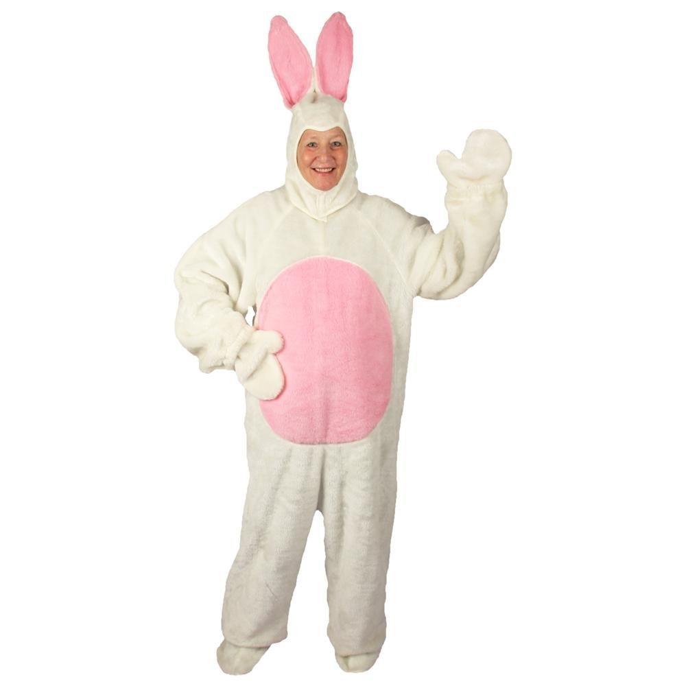 Amazon.com: Halco Bunny Traje adulto disfraz, L, Rosado ...