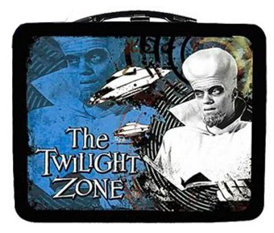Twilight Zone Limited Edition Kanamit Tin Tote – Lunch Box