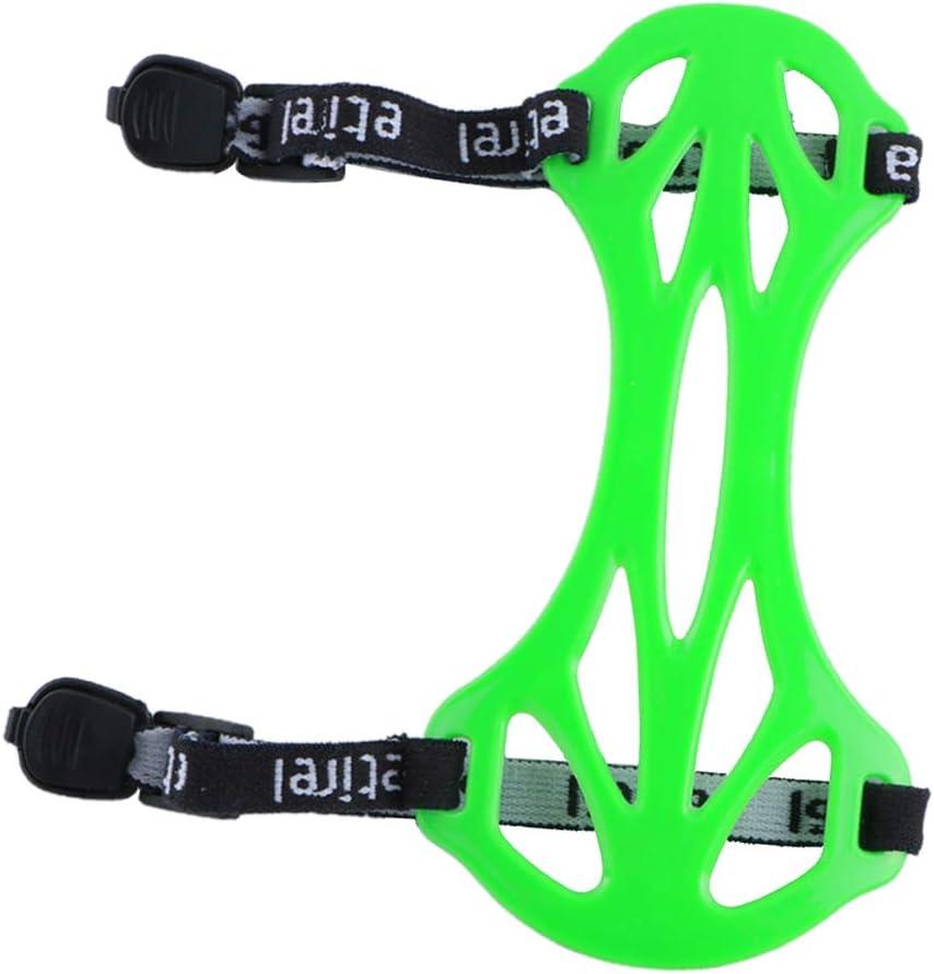 SM SunniMix Garde-Bras Protection de Bras Prot/ège Avant-Bras en R/ésine pour Tir /à larc Pratique du Tir