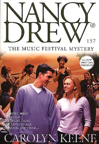 The Music Festival Mystery (Nancy Drew Book 157)