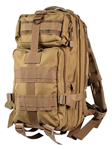 Rothco Medium Transport Pack, Coyote Brown
