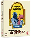 The Complete Dr Phibes [Blu-ray]