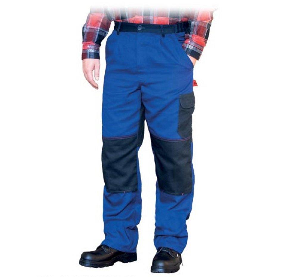 gris 54.0 Pantalones De Trabajo Multifunci/ón Pantalones 100/% Algod/ón 270g Calidad