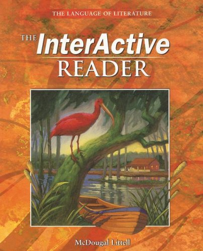 The InterActive Reader (Language of Literature, Grade 9)