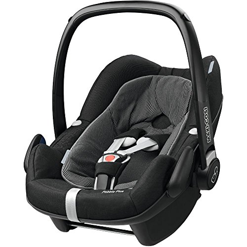 Maxi Cosi Pebble Plus Black Raven 2015 - Gruppe 0+, 0-13Kg