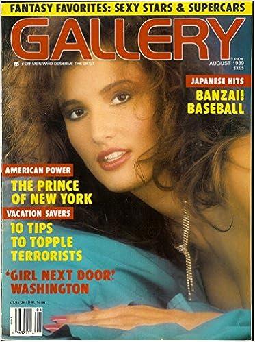 magazine American adult
