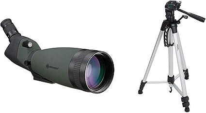 Bresser Wasserdichtes Spektiv Pirsch 25x 75x100 Kamera