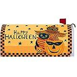 Custom Decor Halloween Trio Magnetic Mailbox Makeover Wrap Cover