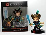 Nicky's Gift LanLan DOTA 2 PVC Action Figure Kunkka in Box 10cm 4 Cute Special Collection