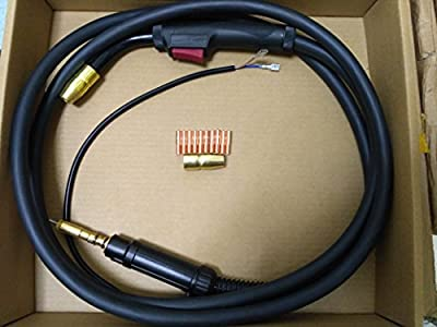 MIG WELDING GUN &TORCH 15' 200A replacement HOBART H100S2-10 245924,H-10 195957 (ETA:7-10 WORK DAYS)