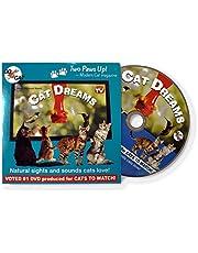 GoCat Cat Dreams DVD for Cats