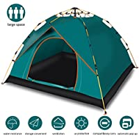 Cheryu Automatic Instant Family Tent for Camping,Portable...