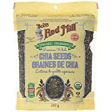Bobs Red Mill Organic Chia Seeds, 340g