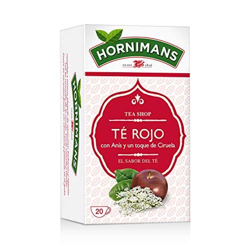 Hornimans - Bolsitas De Te Con Anis Y Ciruela Tea Shop, 20 x 1,75 g
