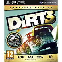 Dirt 3: Complete Edition [Playstation 3 PS3, Region Free] New