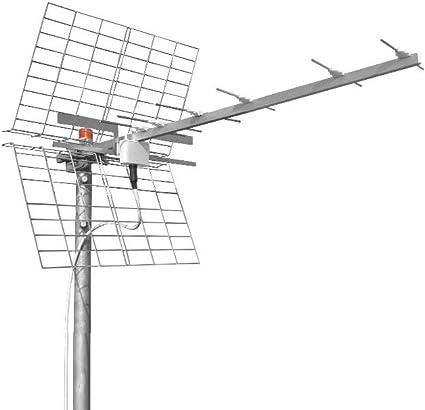 Antena Digital terrestre LTE OFFEL UHF 13.5dB 21-403 Made in ...