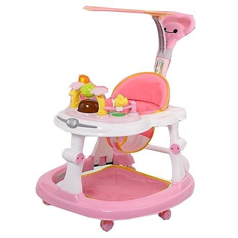 YUMEIGE Andadores Andador para Bebés, aviones y juguetes ...