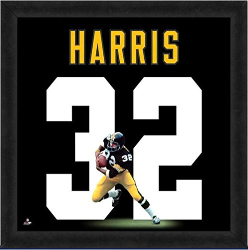 eeb12811a16 Amazon.com  Pittsburgh Steelers Franco Harris  32 Players Jersey Uniframe   Sports Collectibles