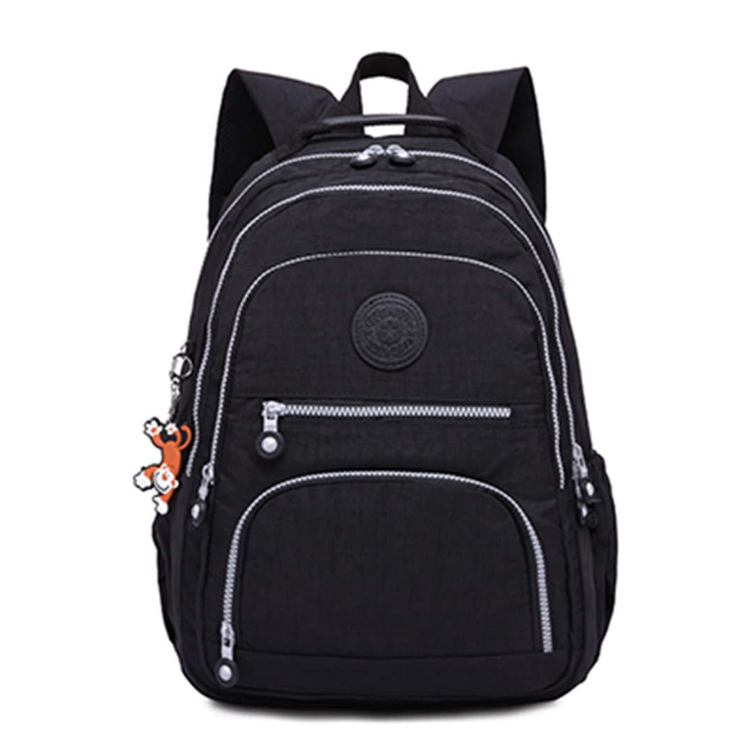 Rucksäcke Frauen Schulrucksack Für Teenager Weibliche damen damen damen Laptop Bagpack Reisetasche lila 31Cmx14Cmx42Cm 989 B07QRWKKFZ Kinderruckscke Liebessport, wirklich glücklich 715f45