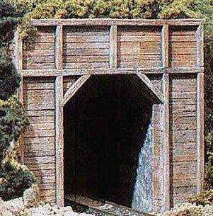 (HO Single Tunnel Portal,)