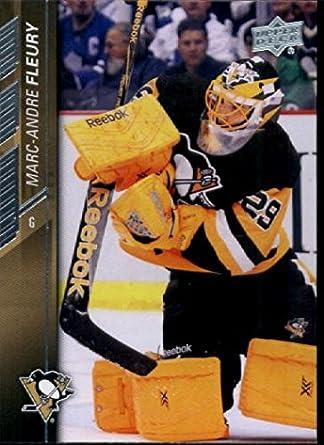 Amazon.com  2015-16 Upper Deck  146 Marc-Andre Fleury Hockey Card ... 0d3096216