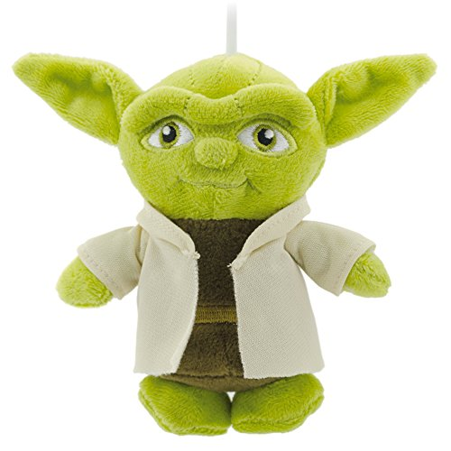 Hallmark Star Wars Fabric/Plush Yoda Ornament
