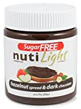 Nutilight Hazelnut and Cocoa Spread, 11 Ounce (Pack of 16)