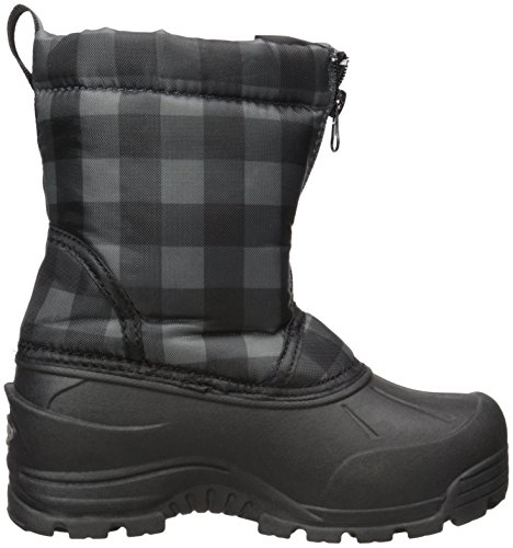 Black Boot Gray Northside Icicle Snow Snow Boot Icicle Northside Black z80qwPP