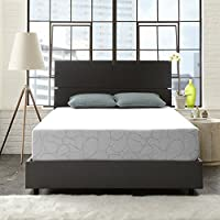PuraSleep 12' SynerGel Luxury Cool Comfort Memory Foam Mattress – Made In The USA - 10 Year Warranty-Full