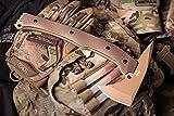 Hardcore Hardware Australia LFT01 Tactical Tomahawk Tan Teflon Desert G-10 Review